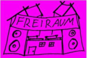 Freiraum-Party